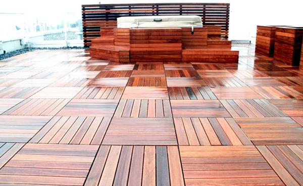 Wood Deck Ipe Decking Wood Floor Malaysia